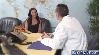 Hot Sex Action Scene With Horny Doctor And Patient (adriana chechik) clip-01