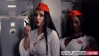 DigitalPlayground – Fly Girls Final Payload Scene 2 (Aletta Ocean, Nicolette Shea, Axel Aces, Ryan Ryder)