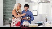 Karups – Alura Jenson Gets Her Turkey Stuffed