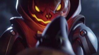 Overwatch – Witch Mercy x Reaper Halloween Animation