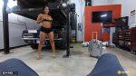 Roadside – Thick Latina Stripper Fucks The Mechanic
