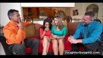 Two Dad's Agree To Fuck Each Others Hot Teen Daughters – DaughterSwapHD.com